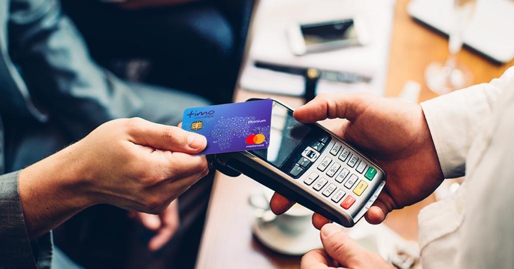 trả góp thẻ tín dụng