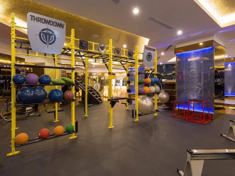 Trải nghiệm phòng tập cao cấp thuộc hệ thống California Fitness & Yoga dành cho các chủ thẻ Timo