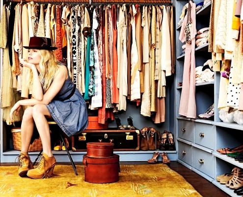 Thanh lý quần áo