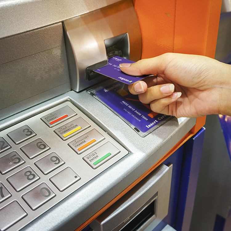 An toàn tài khoản ngân hàng