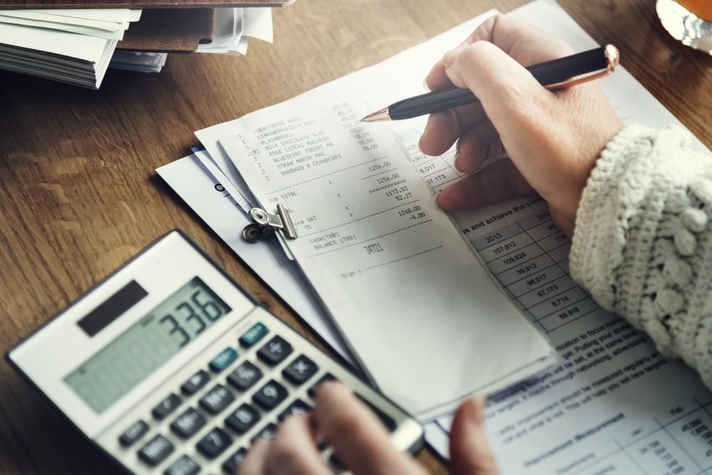 ghi lại các khoản chi tiêu