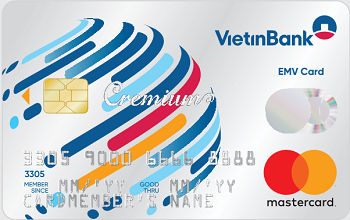 Thẻ MasterCard Vietinbank