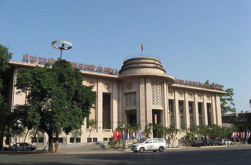 Ngân hàng nhà nước Việt Nam (Nguồn Internet)