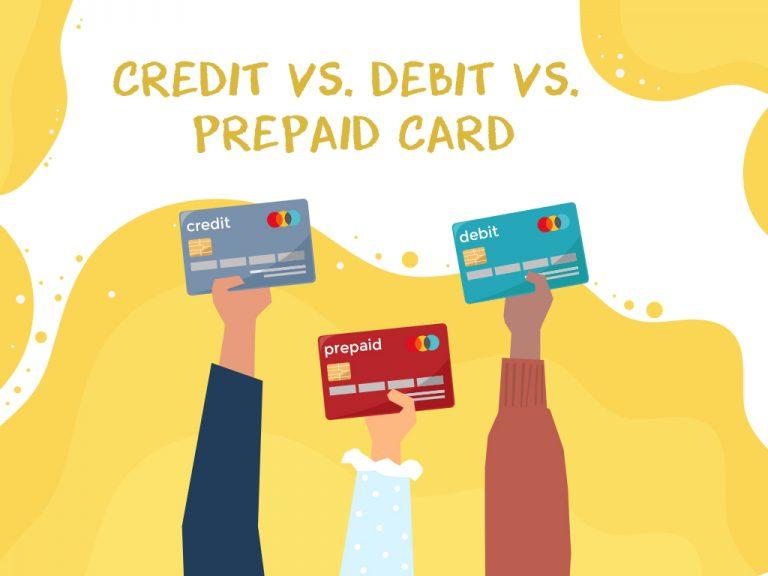 phân biệt thẻ ngân hàng theo tính chất