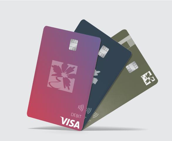 Những loại thẻ Visa/MasterCard?
