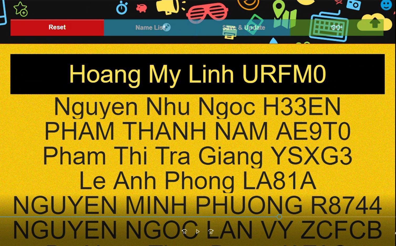 Hoang My Linh