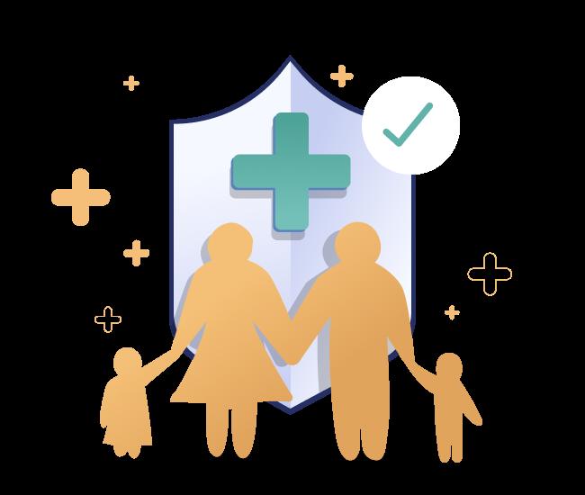 Nên mua bảo hiểm nhân thọ hay bảo hiểm sức khỏe cho gia đình bạn