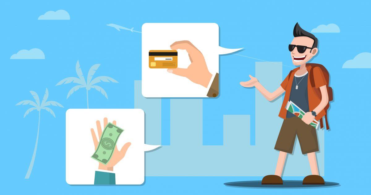 miễn phụ phí xài thẻ mastercard nước ngoài