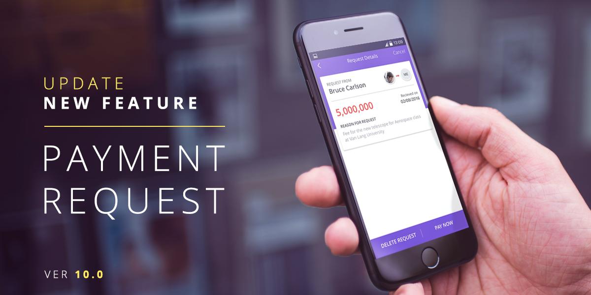ứng dụng nhắc nhở thanh toán hoá đơn hàng tháng
