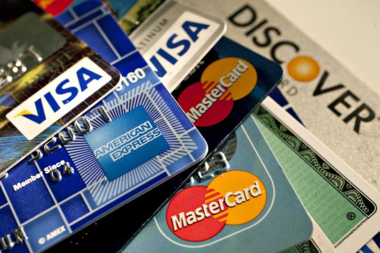 yếu tố của thẻ tín dụng