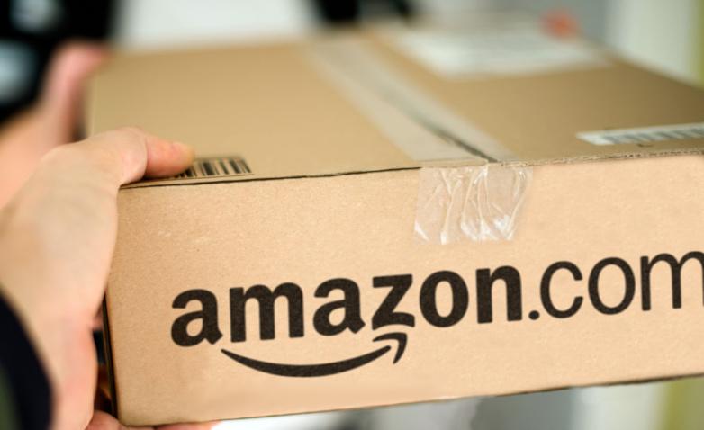 thẻ tín dụng mua sắm trên Amazon