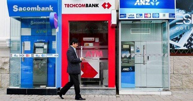 Đóng tiền điện online qua máy ATM