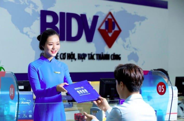 BIDV- Một trong số ngân hàng có mức lãi suất cho vay ngân hàng thấp nhất hiện nay