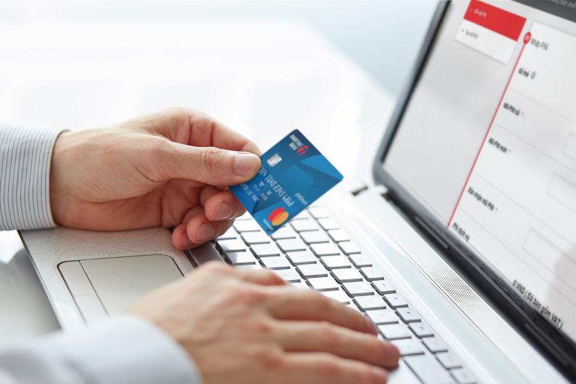 Đổi mã PIN ATM online