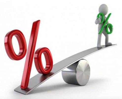 Vay ngân hàng lãi suất thấp