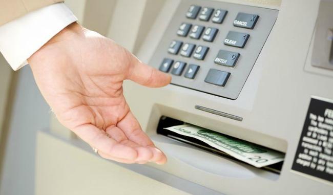 ngân hàng miễn phí rút tiền ATM