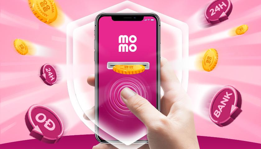 chuyển tiền qua ví điện tử Momo