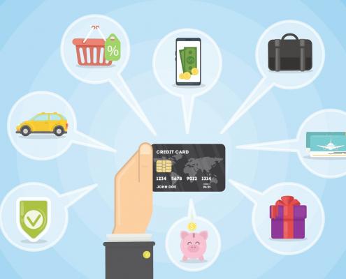 Những lợi ích khi trả góp qua thẻ tín dụng bạn đã biết chưa?