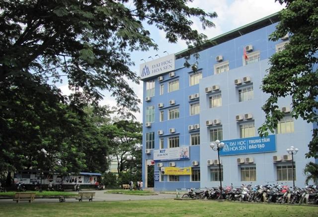 Trường đại học Hoa Sen (Nguồn Internet)