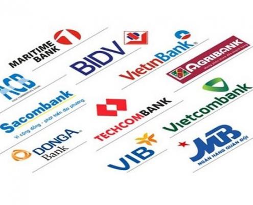 danh sách đầu số tài khoản của các ngân hàng