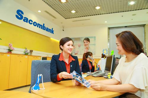 Một trong những ngân hàng có lãi suất vay thấp nhất là Sacombank