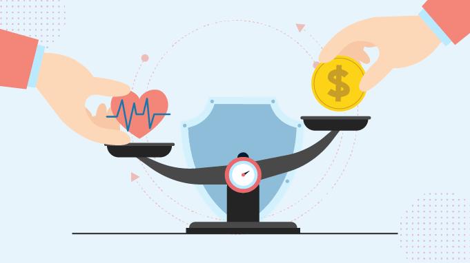 Giá một gói bảo hiểm sức khỏe trung bình bao nhiêu tiền?