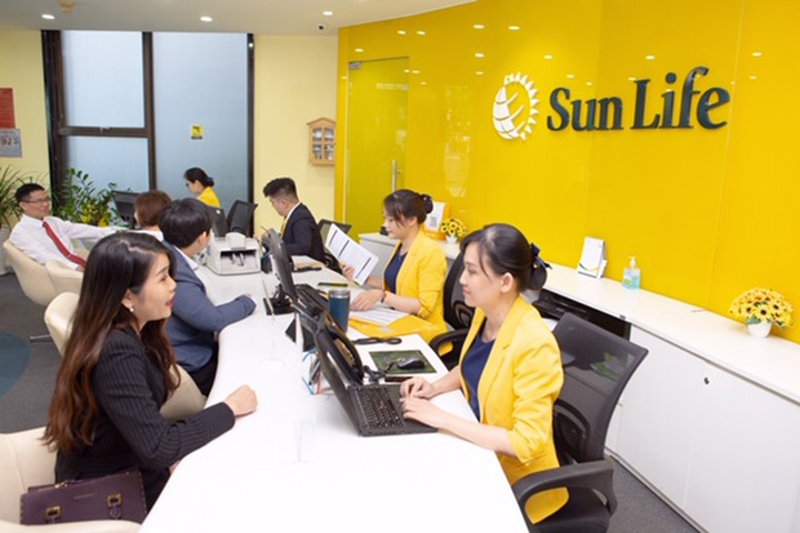 Bảo hiểm nhân thọ Sun Life