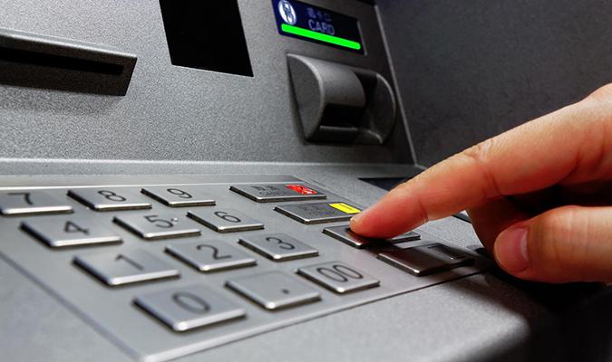 Kích hoạt thẻ ATM tại cây ATM (Nguồn Internet)
