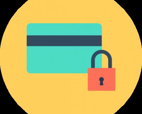 thẻ tín dụng bị khóa