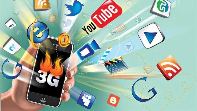 Dịch vụ 3G hiện đáp ứng nhu cầu người dùng khá lớn (Nguồn Internet)