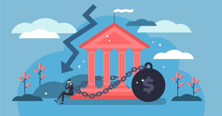 nợ xấu có ảnh hưởng như thế nào