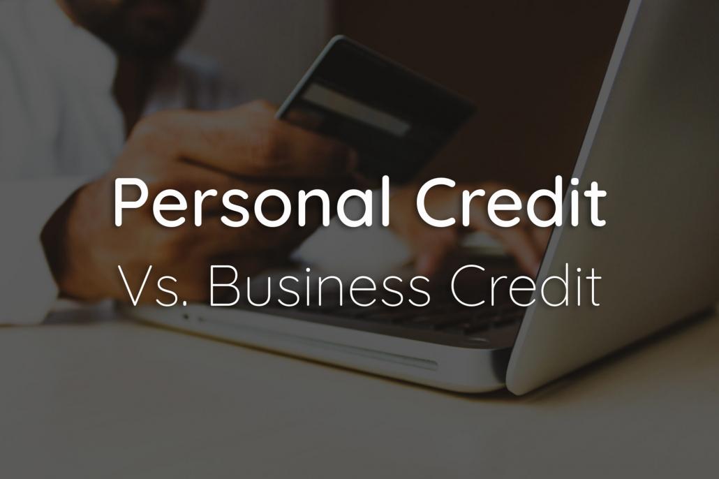 Thẻ tín dụng cá nhân và thẻ tín dụng doanh nghiệp