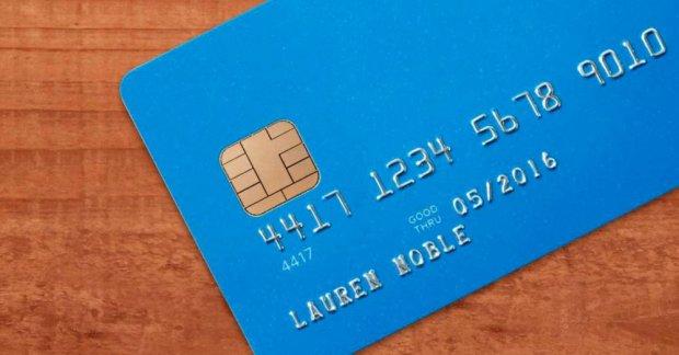 số thẻ tín dụng là gì