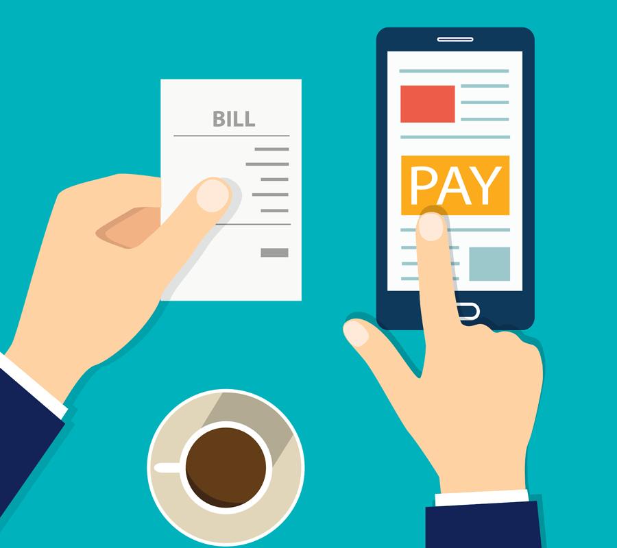 Xu hướng thanh toán tiền điện qua điện thoại hiện nay