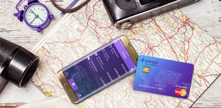 Thẻ tín dụng Timo Mastercard với nhiều ưu đãi hấp dẫn