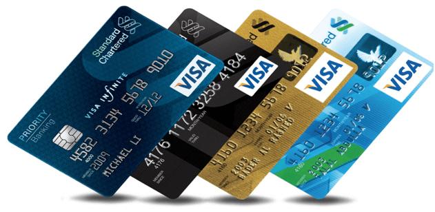 Những thắc mắc về đăng ký thẻ Visa