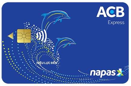 thẻ tín dụng nội địa ACB