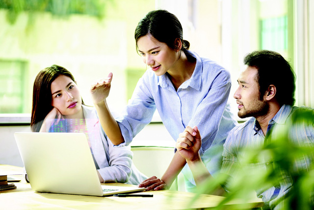 Bảo hiểm sức khỏe doanh nghiệp mang lại niềm tin cho nhân viên
