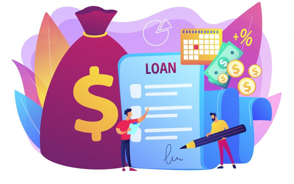 Các hình thức vay ngân hàng