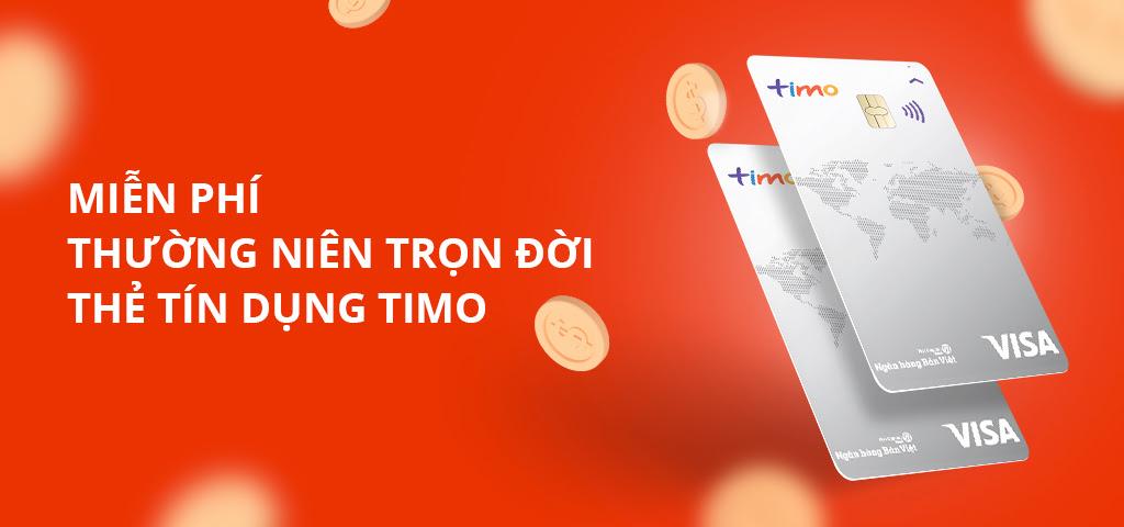 Credit Card Timo Visa