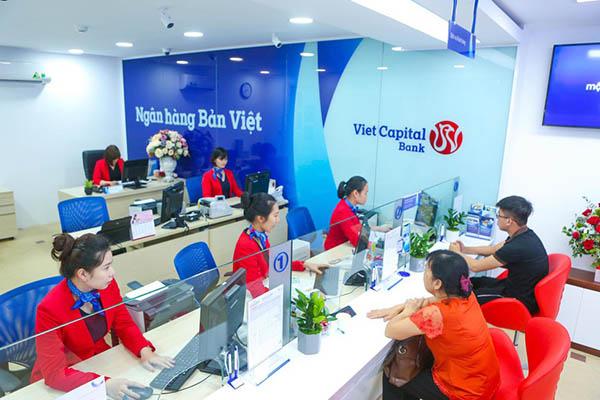 Lãi vay ngân hàng Bản Việt (Viet Capital Bank) rất hấp dẫn