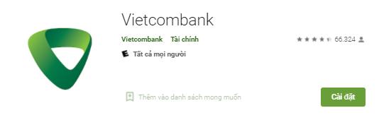 tải internet banking vietcombank
